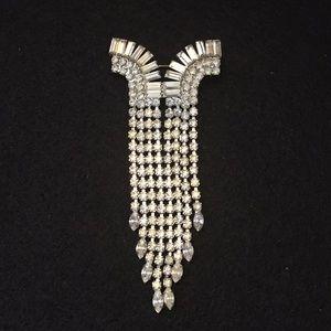 Jewelry - Rhinestone Brooch